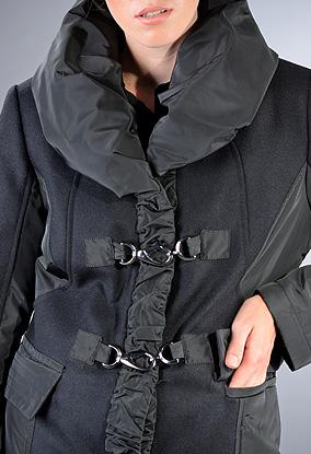 ANORAC - Dámsky zimný kabát SIENA