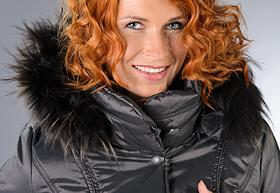 Dámska zimná bunda MARTINA
