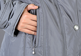 Dámska zimná bunda VANDA