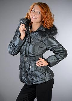 Dámske zimné bundy 2012 - nové