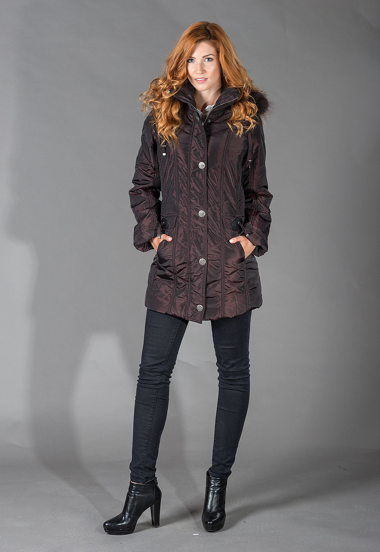 Dámsky zimný kabát LANNA