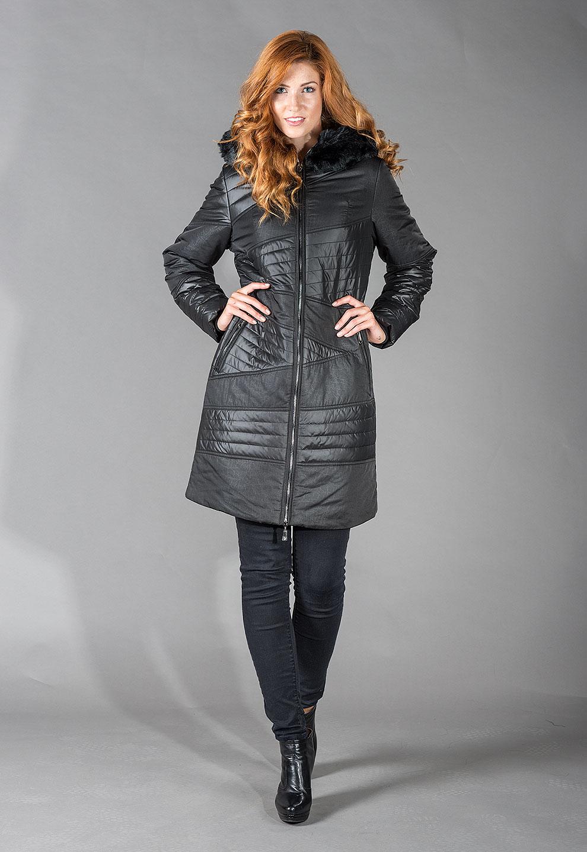 Dámsky zimný kabát ZORA
