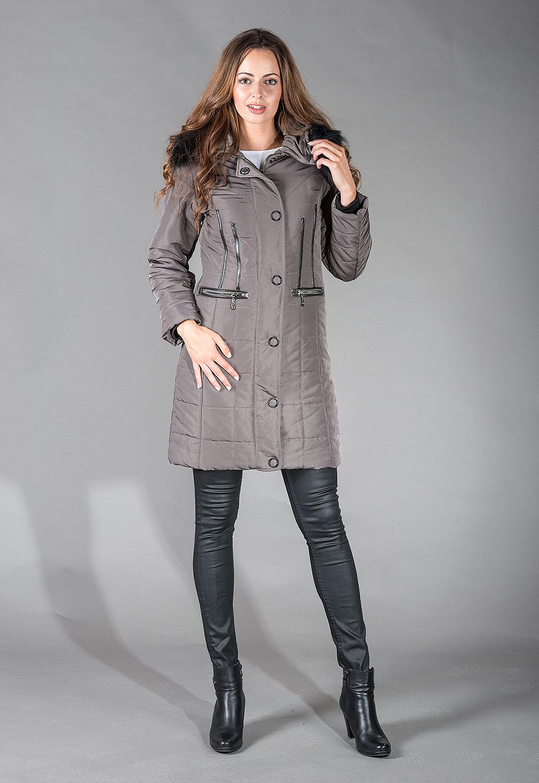 Dámsky zimný kabát MARIA