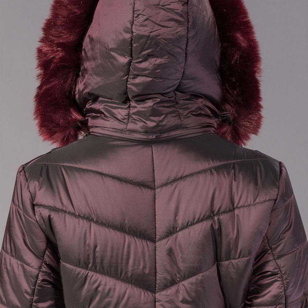Dámsky zimný kabát AMANDA