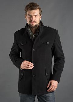 Pánske zimné bundy a plášte 2014/2015