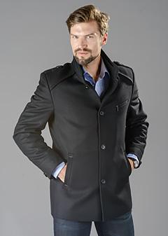 Pánsky zimný kabát TOMASZ