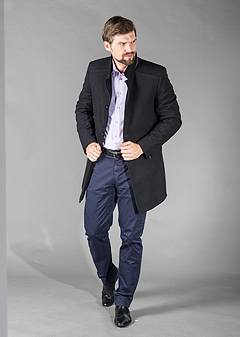 Pánsky zimný kabát ADAM