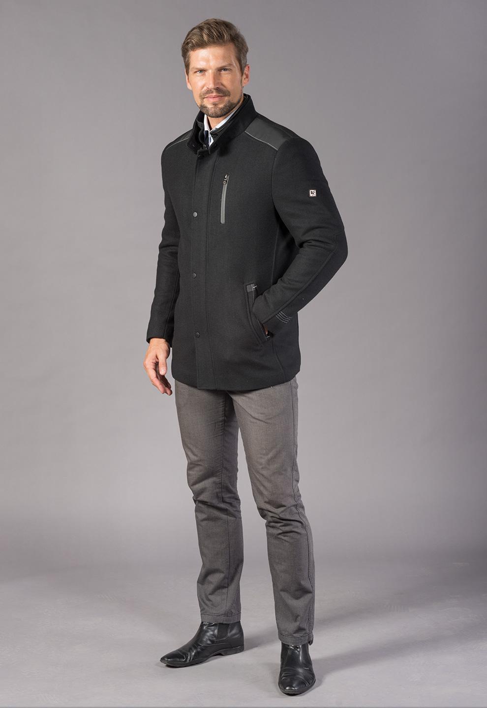 Pánsky zimný kabát SLAWOMÍR